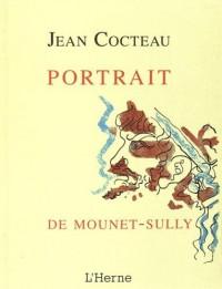 Portrait de Mounet-Sully