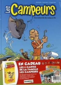Les Campeurs, Tome 2 : Jeu des familles bamboo