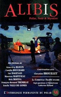 Revue Alibis numéro 58