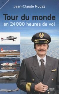 Tour du monde en 24'000 heures de vol