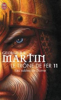 Le trône de fer, Tome 11 : Les sables de Dorne