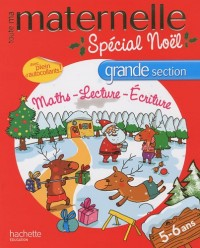 Toute ma maternelle grande section spécial Noël