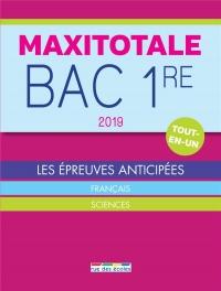 MaxiTotale - Bac 1re