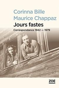 Jours fastes : Correspondance 1942-1979
