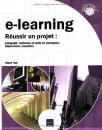 e-learning - Réussir un projet : pédagogie, méthodes et outils de conception, déploiement, évaluation...