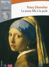 La jeune fille à la perle [Livre audio]