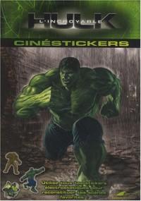 Cinéstickers L'incroyable Hulk