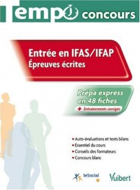 Entrée en IFAS / IFAP : Epreuves écrites, Collection tempo concours