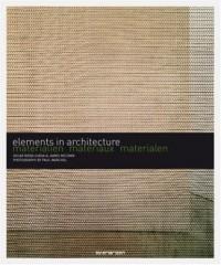 Matériaux en architecture