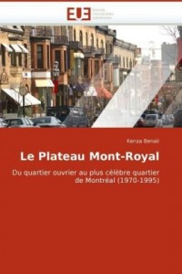 Le Plateau Mont-Royal
