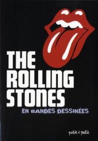 The Rolling Stones en bandes dessinées
