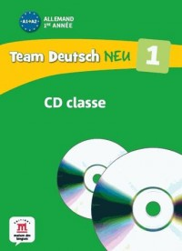 Team Deutsch Neu 1 - 2cd pour la Classe