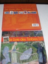 Le Livre des Timbres France 2007