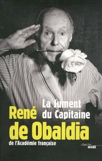 La Jument du Capitaine (nouvelle édition)