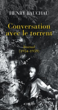 Conversation avec le torrent : Journal (1954-1959)