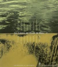 Les Cahiers de l'École de Blois, numéro 2