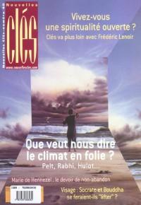 Que Veut Nous Dire le Climat en Folie ? N.40