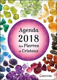 Agenda 2018 des Pierres et Cristaux
