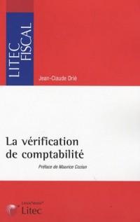Procédure de contrôle fiscal : La vérification de comptabilité (ancienne édition)