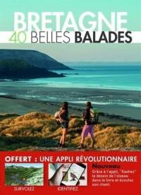 Bretagne 40 belles balades