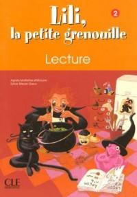 Lili la petite grenouille 2 : Lecture