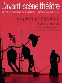 Casimir et caroline - L'avant-scène théâtre n°1274