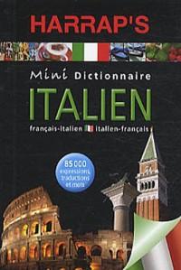 Mini dictionnaire Francais/Italien, Italien/Francais