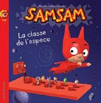 SamSam, Tome 22 : La classe de l'espace