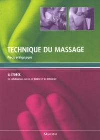 Techniques de massage : massage, pourquoi ? où ? avec quoi ? comment ?