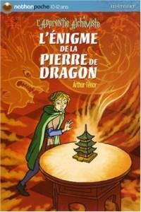 L'Apprentie alchimiste : L'énigme de la pierre de dragon