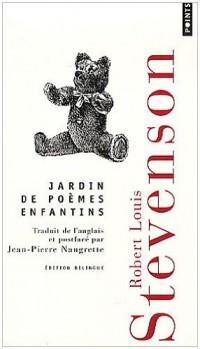 Jardin de poèmes enfantins : Edition bilingue français-anglais