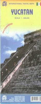 Yucatan : 1/500 000