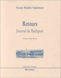 Retours: Journal de Budapest