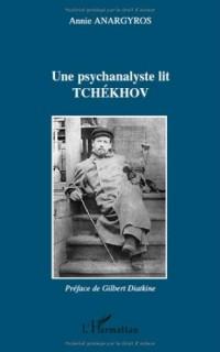 Une psychanalyste lit Tchékov