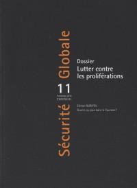 Lutte Contre la Non-Proliferation Nucléaire (N.11 Printemps 2010)