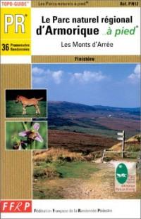 Le Parc naturel régional d'Armorique à pied