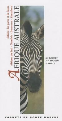 Afrique australe : Afrique du Sud, Namibie, Botswana, Zimbabwe, Safaris : les parcs et la faune