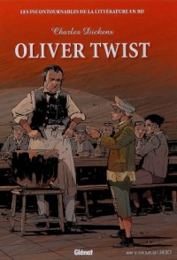 La Litterature en BD T15 Oliver Twist