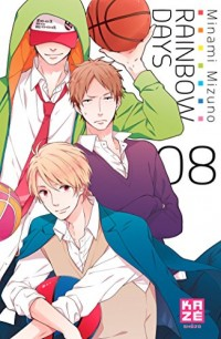 Rainbow Days T08