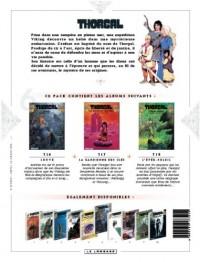 Pack découverte Thorgal 6 - 3 BD pour le prix de 2 : T16 édition spéciale + T17 + T18