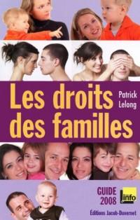 Les droits des familles
