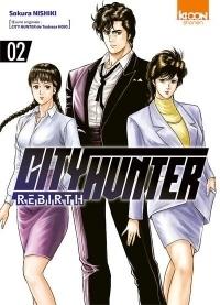 City Hunter Rebirth T02