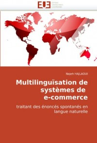 Multilingusation de Systmes de E-Commerce