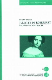 Juliette de Robersart