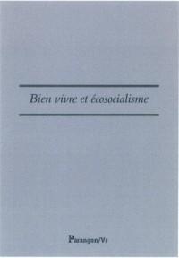 Bien vivre et écosocialisme