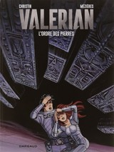 Valérian, Tome 20 : L'ordre des pierres