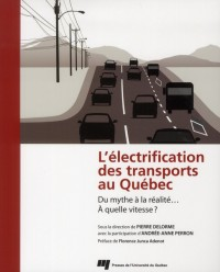 L Electrification des Transports au Quebec