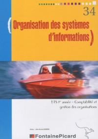 Organisation des systèmes d'informations BTS CGO 1re année