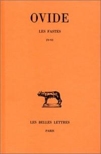 Les Fastes, tome 2, livres IV-VI
