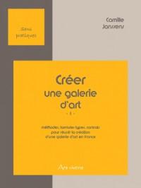 Créer une galerie d'art (1) France